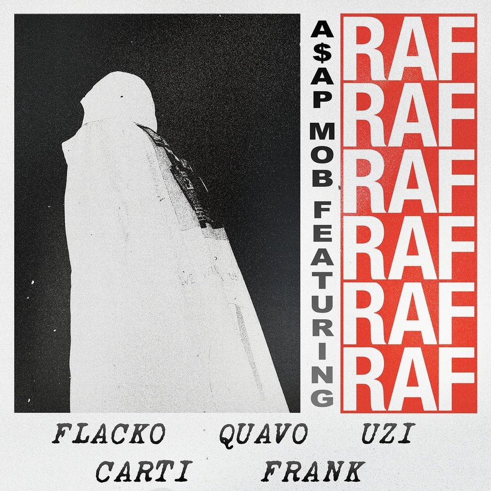 Frank Ocean - RAF - Artwork