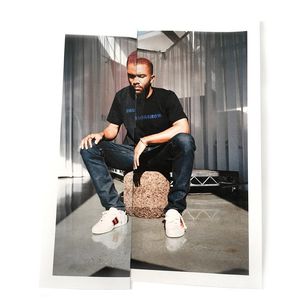 Frank Ocean - Chanel - Artwork