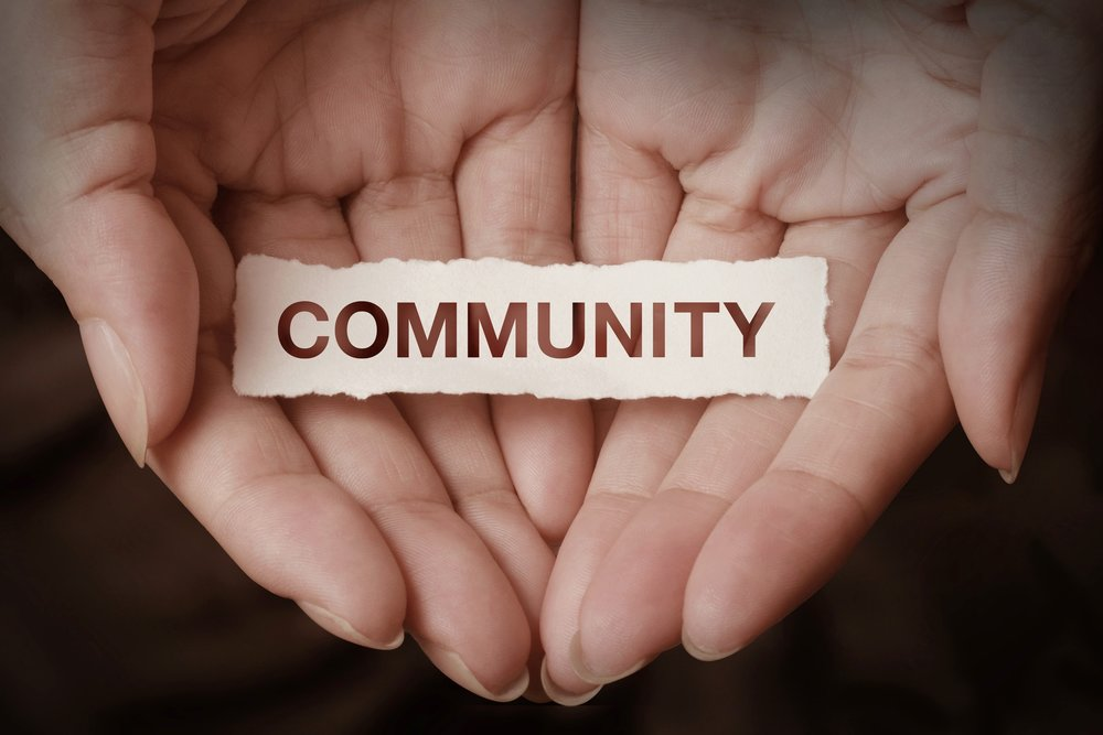 - Brands must become architects of the community       -   Simon Mainwaring