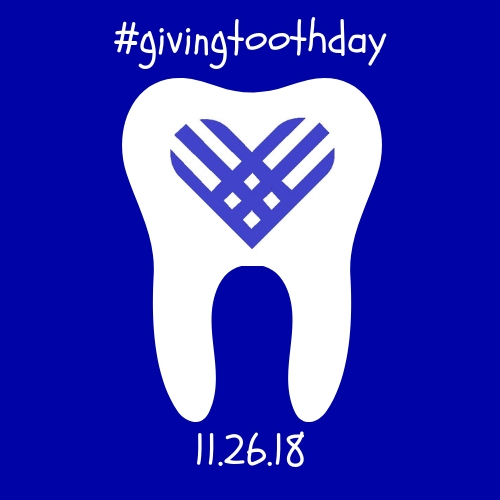 Join Us for #GivingToothday! - November 20th, 2018