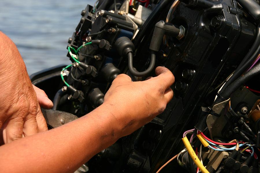 Sterling - Boat Maintenance