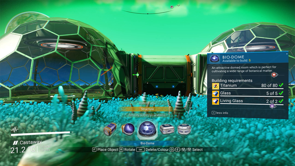 Craft Glass In No Mans Sky