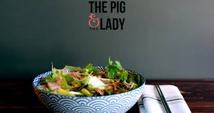 The Pig & The Lady  https://thepigandthelady.com/