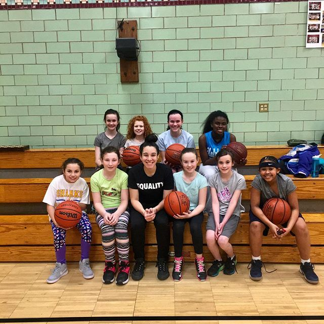 It's #girlsnight at The City! Our programming for today is up on our story - go check it out! Girls basketball is back from 7-8:30 P.M. and we hope to see you there! #thecity #thecitybasketball #girlsbasketball #newyork #basketball #communityovercompetition