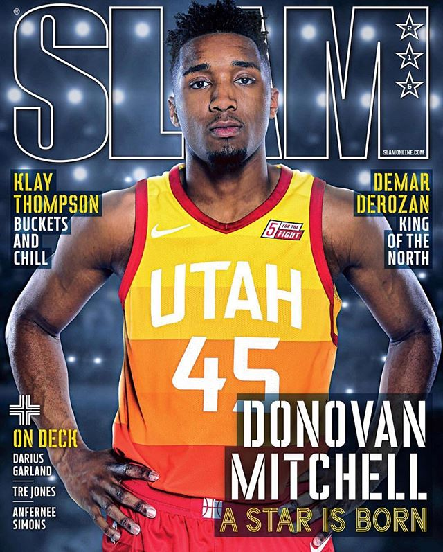 JUST. GETTING. STARTED. @spidadmitchell @slamonline #citypride #perseverance