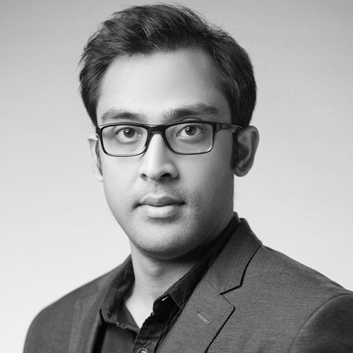 Ayon Hazra, Business Development Head & CoFounder - Ayon works as the Lead Blockchain Strategist & Head of Presales and Business Development at Qlikchain. He has 13+ yrs. Consulting & Presales experience in Digital Technologies in CRM and BPM domain and has worked in Cognizant Business Consulting, Ericsson, and Oracle Consulting. He is an expert in leading process consulting initiatives applying BPMN2.0 framework. Ayon holds an MBA and a Bachelor in Information Technology.