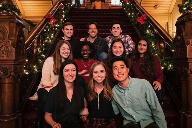 Wishing everyone a happy holidays!! We're looking forward a great spring semester! ❤️GAAP Board