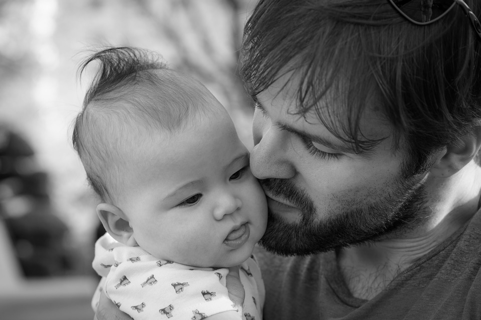 """Garrett and Arnold   Share their experience with postnatal anxiety and depression.""""    Read more >"""