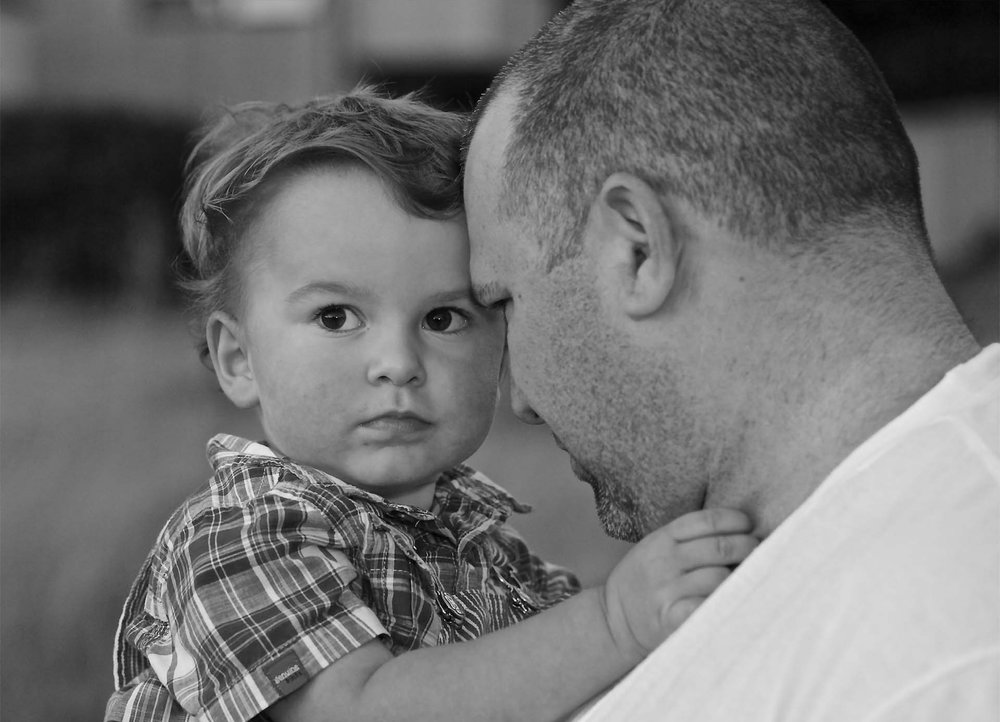 """One man's struggle with postnatal depression  """"I was so torn between wanting to be a great dad and husband, and wanting my independent life back.    Read story >"""