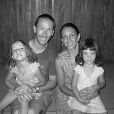 """Matt, VIC   """"Looking back on it, Lisa's postnatal depression was suffered by both of us. From the moment we arrived home with our twin girls from hospital, we were like two children again, except this time with children.""""    Read Matt's story >"""