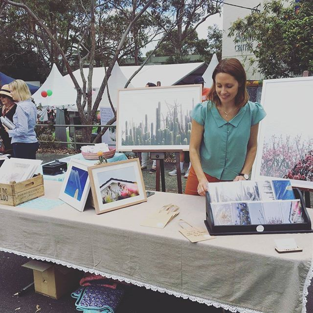 The first Colour Life market stall was a hit today. Thanks to everyone for coming down.