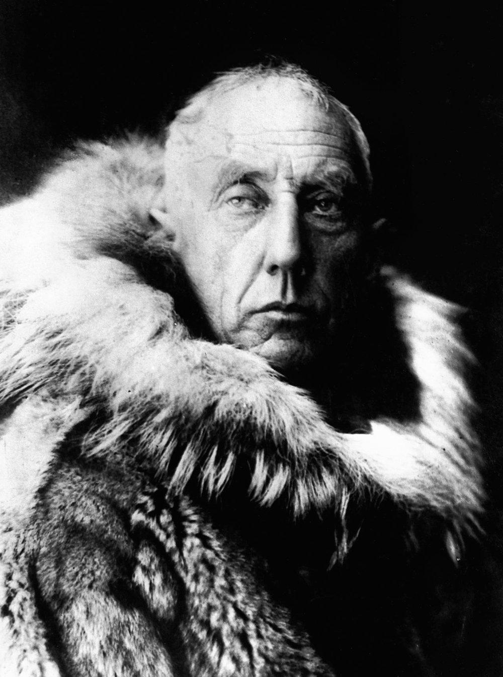 Polar Explorer Roald Amundsen