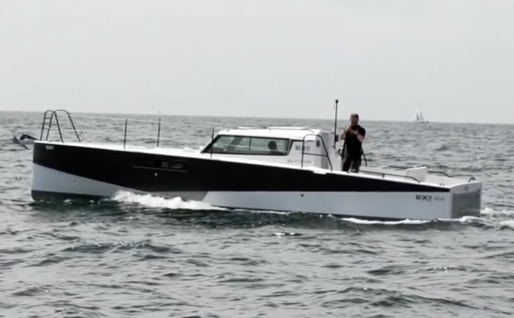 The Loxo 32. Screenshot from the teaser video.