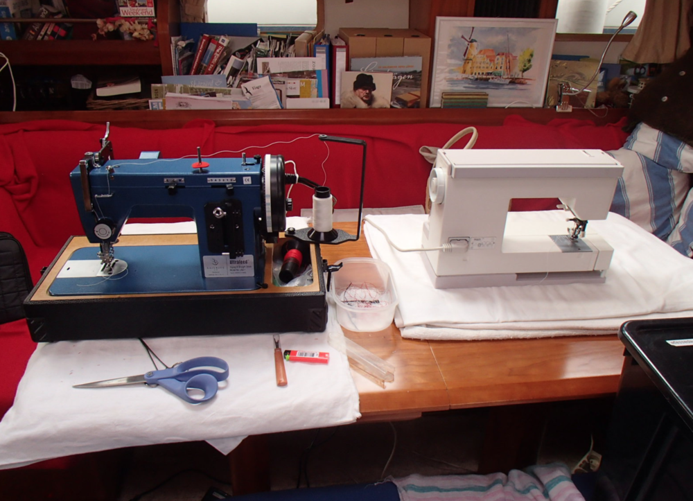 Cybele Sewing Machines