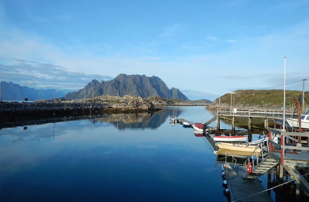Skrova, Lofoten Islands in Northern Norway. Photo by: François & Valérie