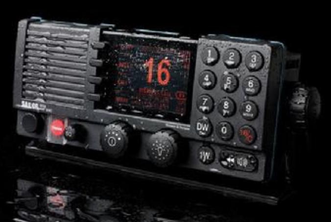 Sailor VHF/DSC Radio