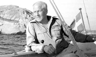 Olle Endelien - Master Yacht Designer from Sweden