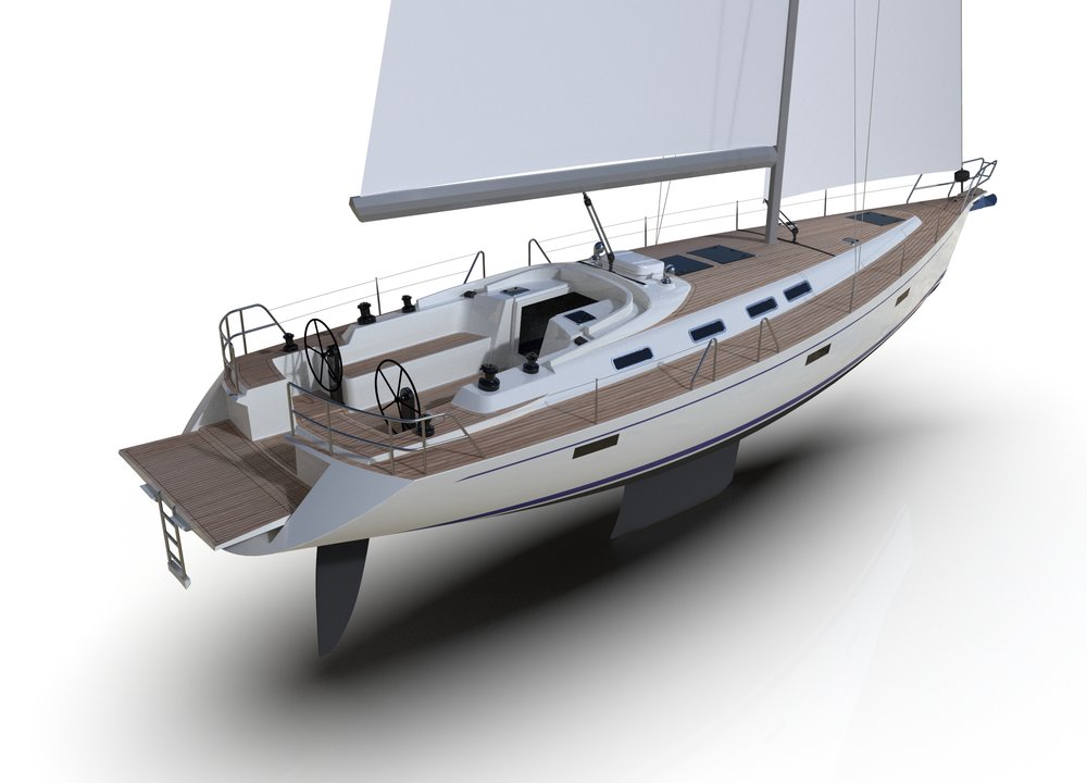 The New Sweden Yachts 48