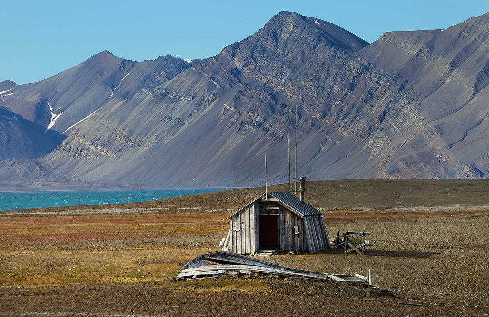 Svalbard. Photo by: Marcela Cardenas. www.nordnorge.com