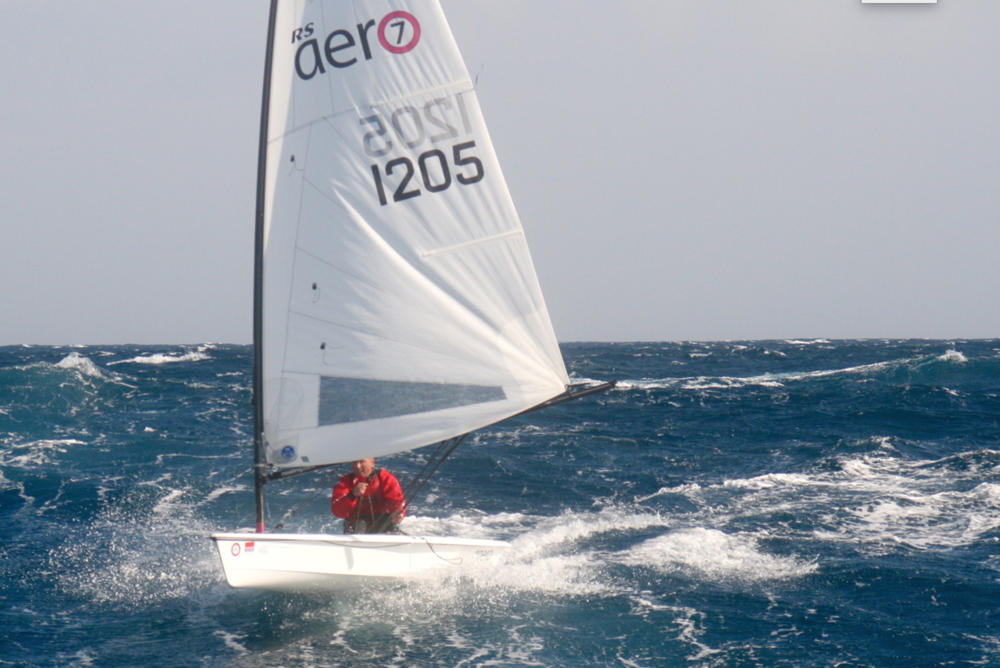 RS Aero. Photo by: www.rssailing.com
