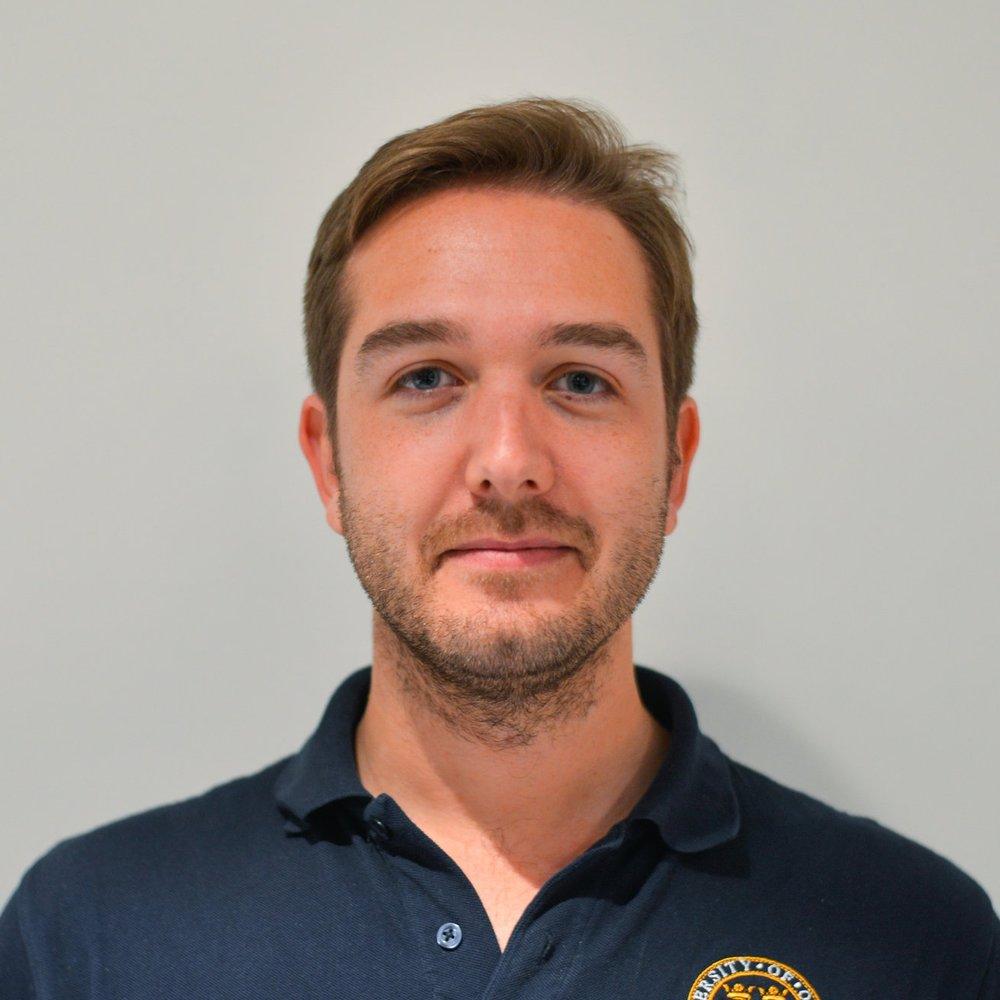 Neil Ashton - Faculty Advisor