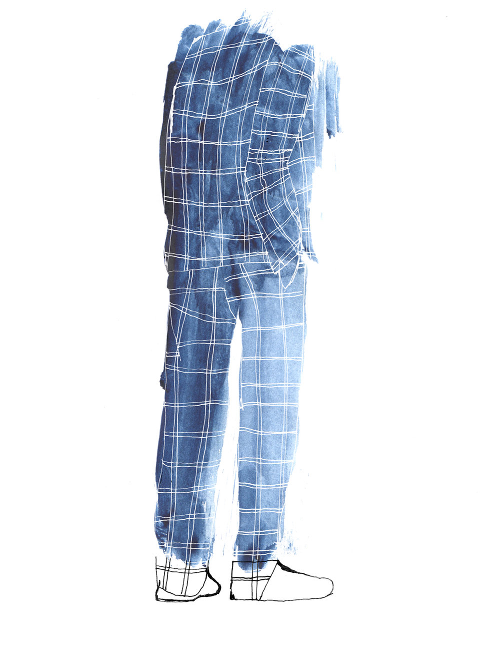 blazing sundays suit  for goodfight