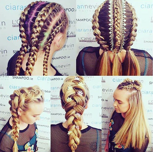 Yes, yes & yes to braids -