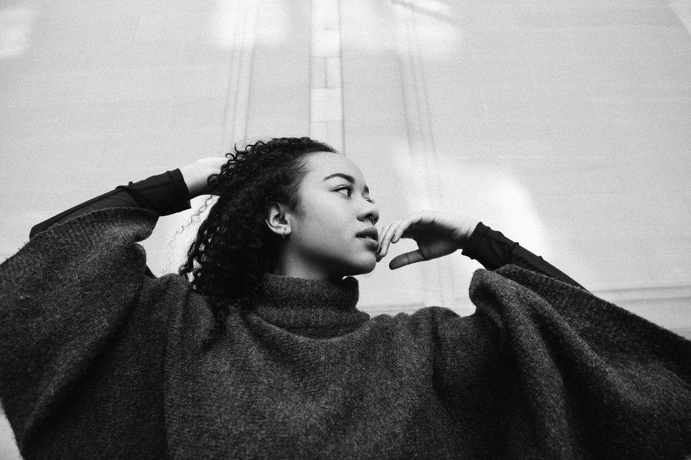 Nakaya photographed by Iva Kozeli