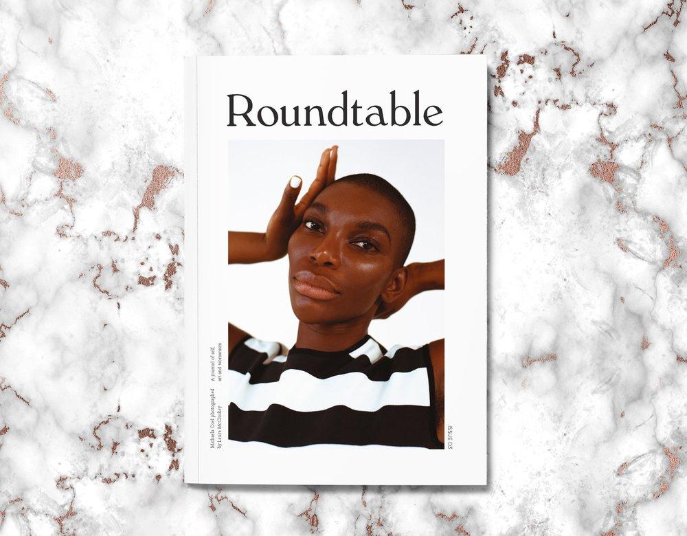 Roundtable Journal Michaela Coel Issue 03