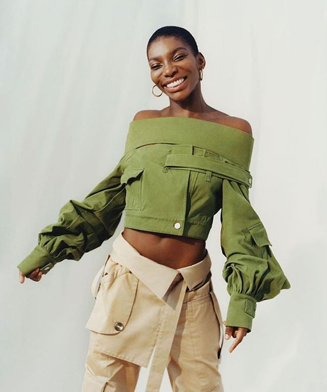 Our favorite writer/ actress, also Issue 03 cover star, Michaela Coel, photographed by @laurajanecoulson for @voguemagazine ✨ isn't she lovely? Cop Issue 03 now when you 'shop' roundtablejoural.com