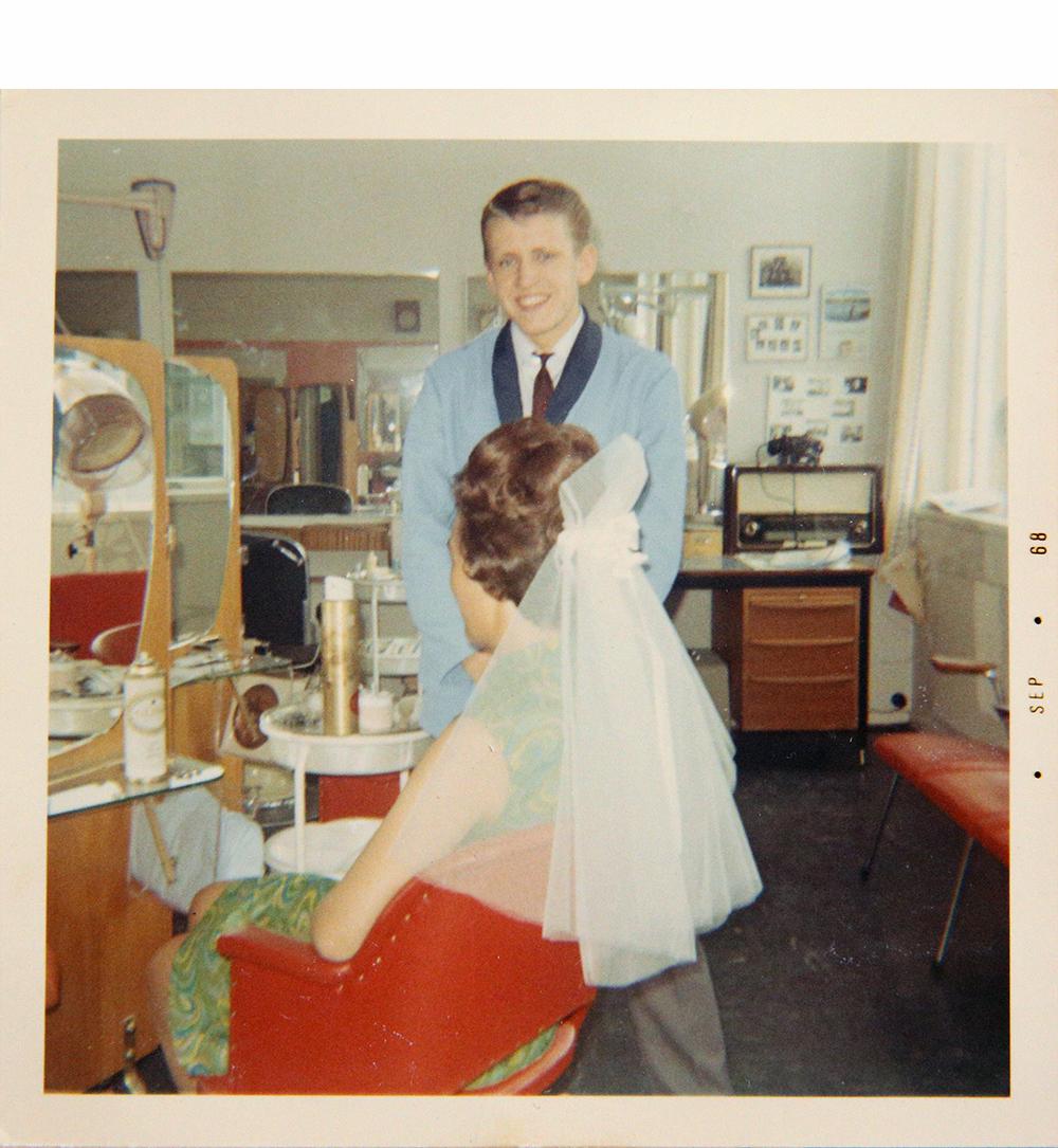 Fra svenneprøven i 1968