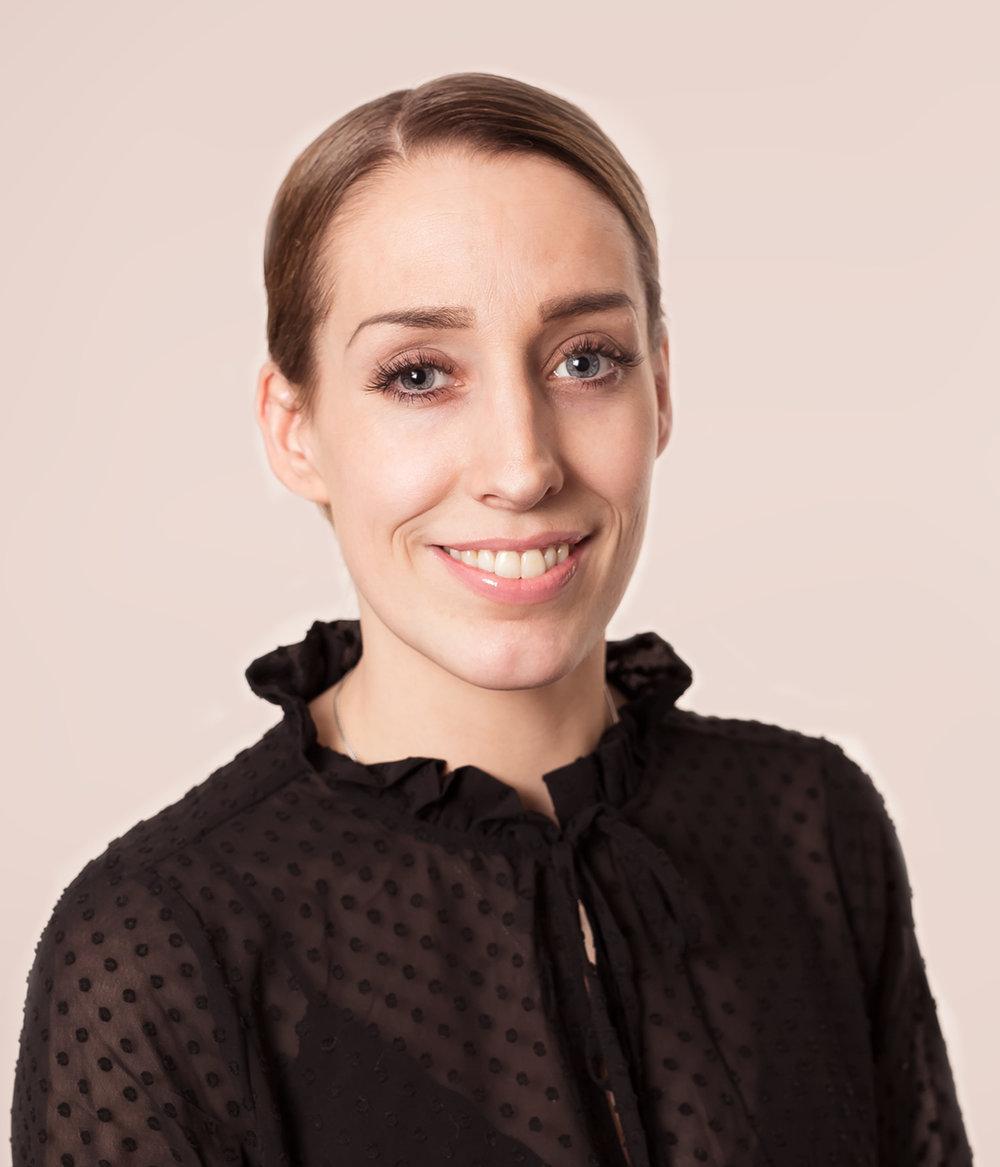 Iselin Henriette Meisler  Frisør.Har jobbet hos oss siden 2015.