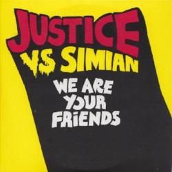 justice vs. simian -