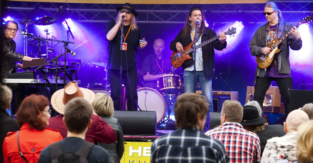 Blueberry Hill Festival, Ilomantsi 2015