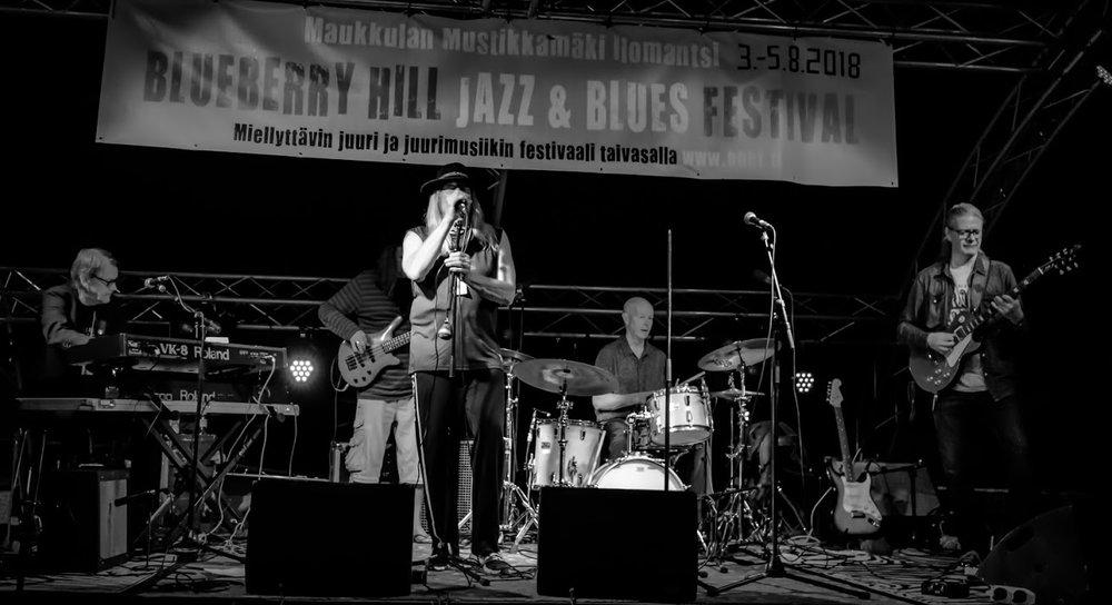 Blueberry Hill Festival 2018, Ilomantsi