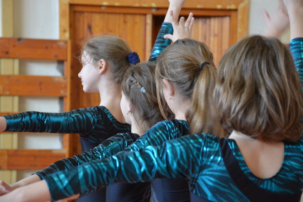 Pohybové krúžky - Energia a láska k športu