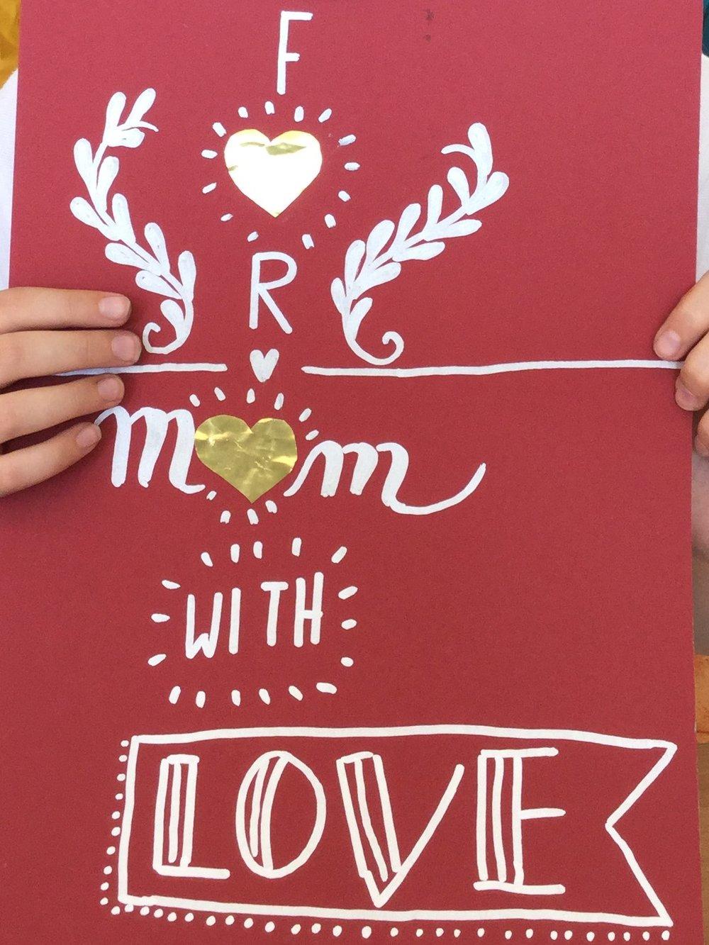 Deň matiek v ŠKD