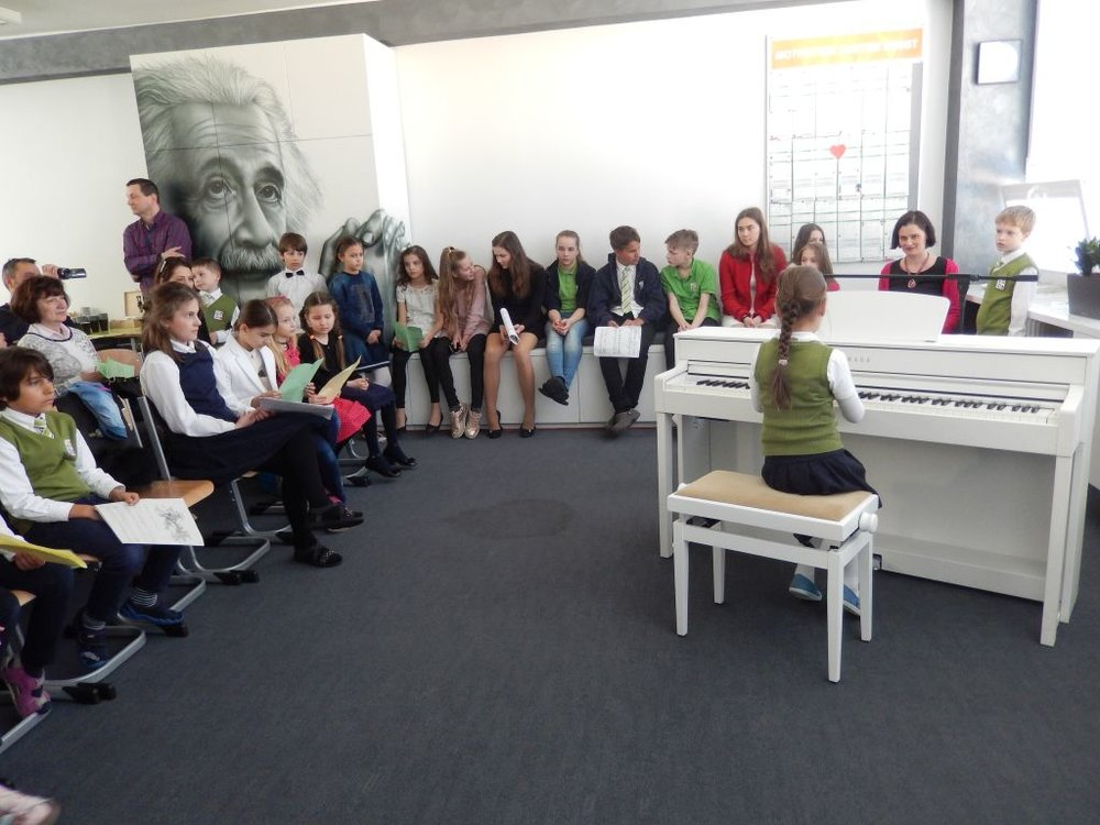 Záverečný piano koncert