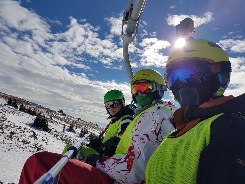 Ski Course Stuhleck 2017