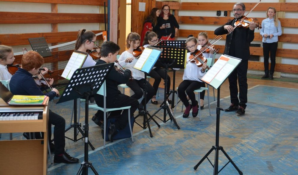 5.12.2016 – Educational Concert in BESST