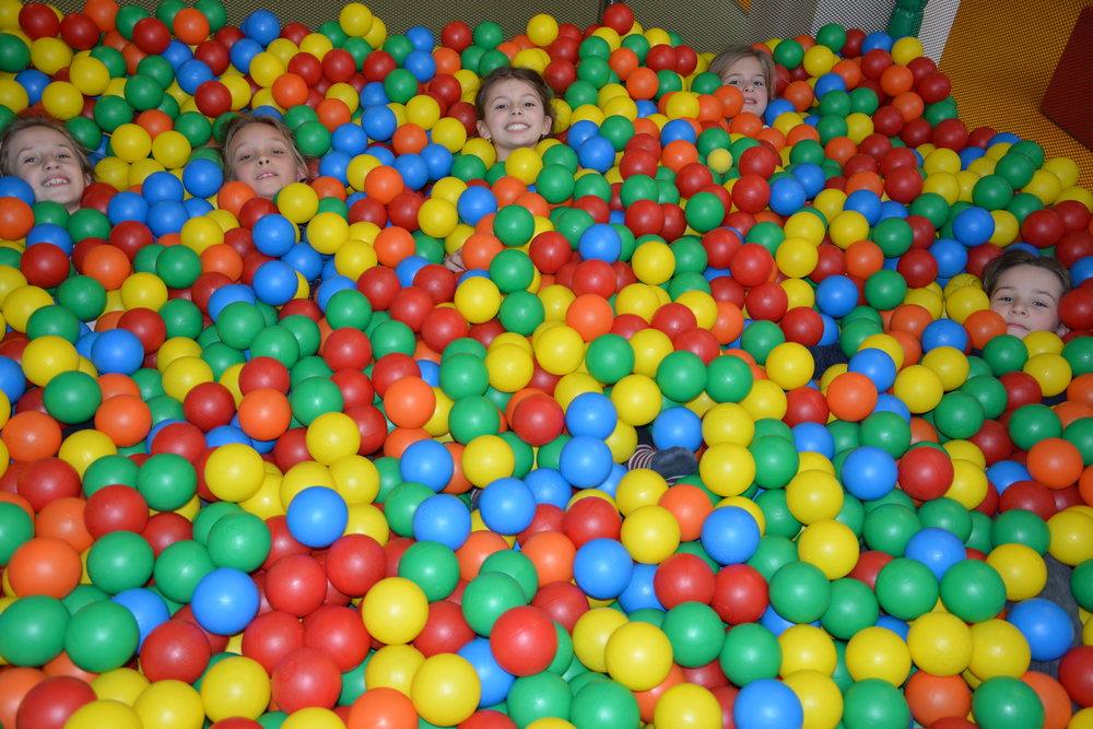 Jump Aréna a KidsHouse 27.1.2017