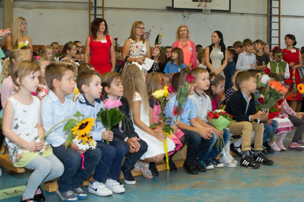 School Year opening 2016/2017