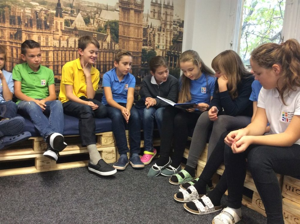 Spoločné čítanie rozprávky