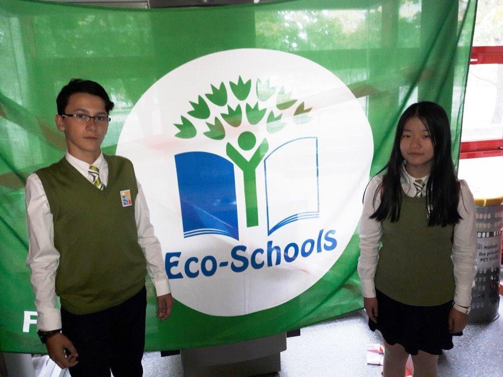 Slávnostná certifikácie programu Zelená škola