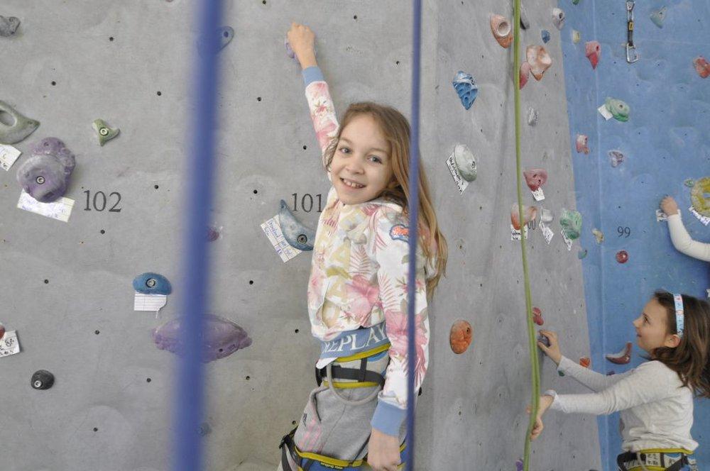 18.03.2016 CLIMBING WALL K2