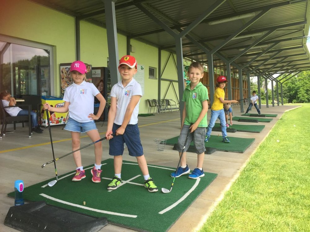 1.A – Golf