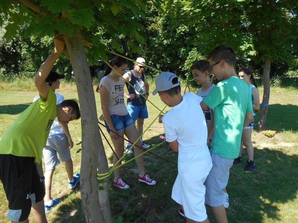 Koncoročné výlety – Action Park Čunovo 7.A
