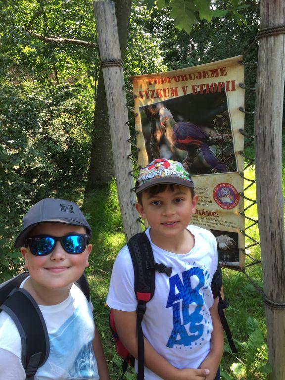 Koncoročné výlety – Zoo Zlín