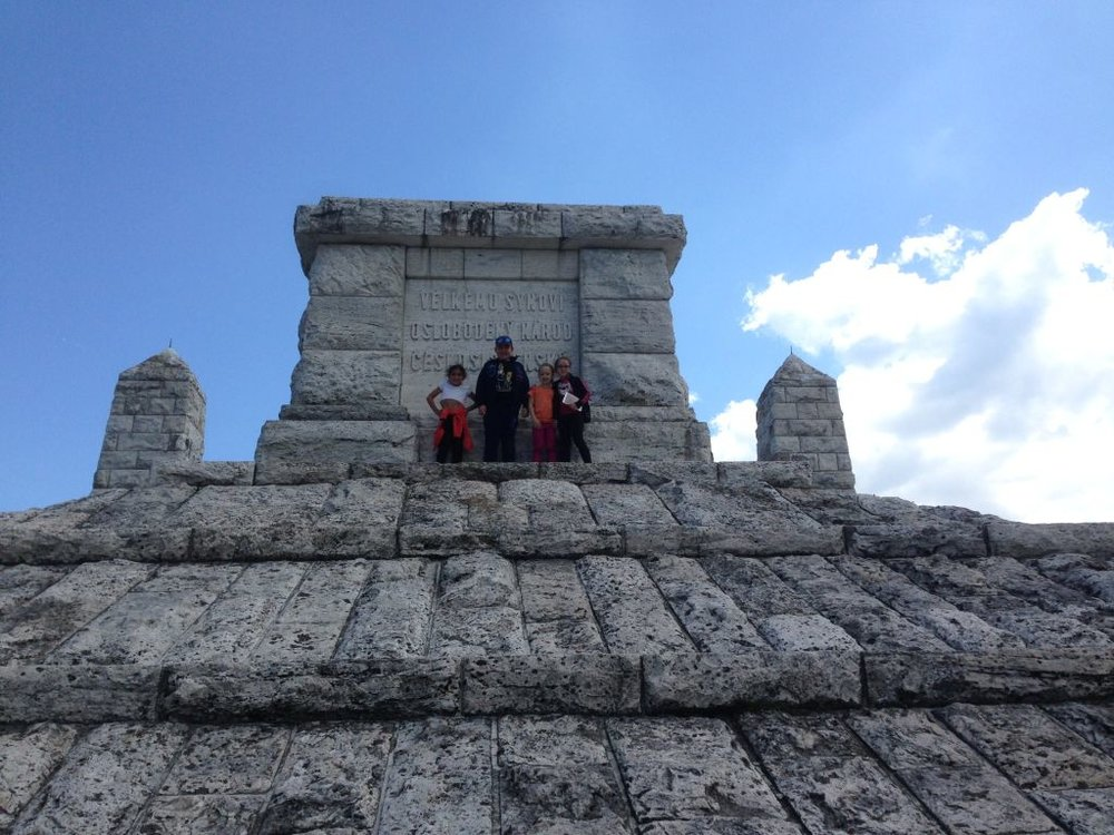 07.05.2016 Turism – The cairn of M.R.S