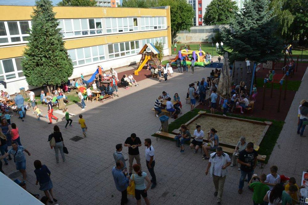 Školská opekačka
